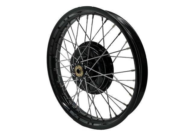 Speichenrad 2,15x19 vorn Schwarz M72 CJ750
